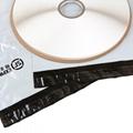 Permanent bag sealing tape