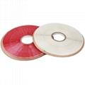 OPP resealable plastic bag sealing tape