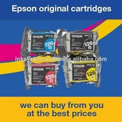 126 ink starter cartridges