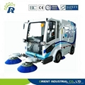 Industrial Sweeper With CE