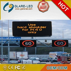 P31.25 LED Variable Message Sign Traffic Signs