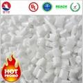 Plastic raw material flame retardant