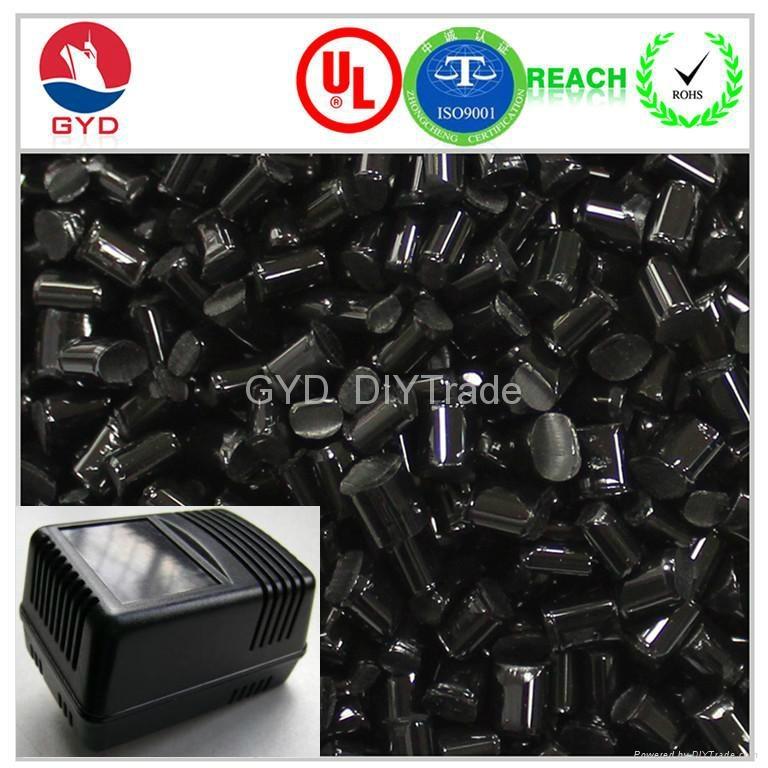 Plastic raw material flame retardant polycarbonate price PC pellets 2