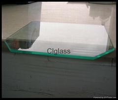 優質8mm鋼化玻璃
