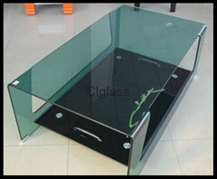 8-15mm Clear Hot Bending Glass