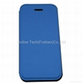 PC Flip phone case for iPhone 5S