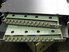 華為24芯ODF熔配一體化單元盒