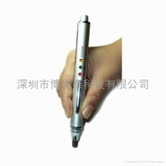 磁極鑑別筆NS-300 鐵磁力測定和辨別筆 極性筆 南北極辨