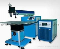 Advertising word laser welding machine KS-200AS