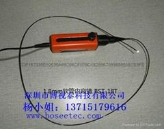 1.8mm直徑超細柔性電子內窺鏡BST-18T 管道內窺鏡