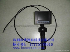 2.8mm电子视频内窥镜 管道内窥镜 便携式内窥镜 汽车内窥