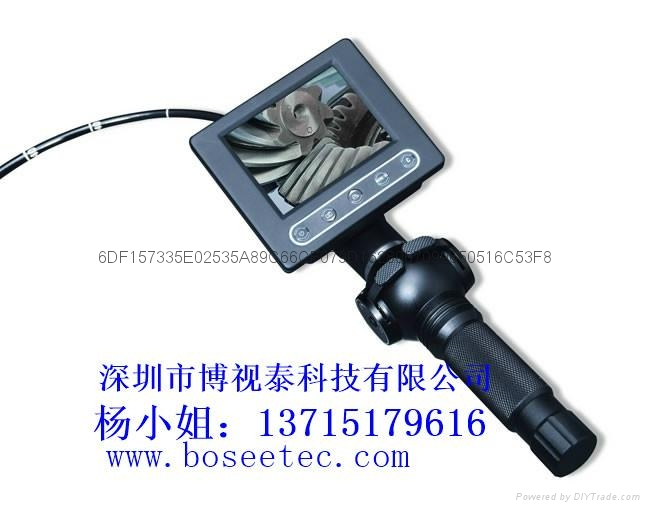 3.9mm electronic video endoscope 1