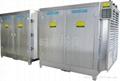 新華水泥污水處理廠硫化氫廢氣淨化設備 2