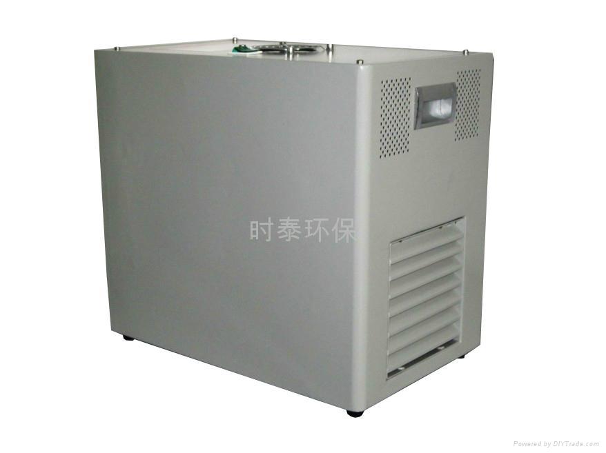新華水泥污水處理廠硫化氫廢氣淨化設備 3
