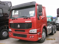 HOWO A7 TRACTOR TRUCK 420 HP skype-chenxiuyan9749
