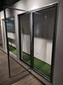 Walk In Cooler 3 Layers Glass Door with Aluminum Frame 2