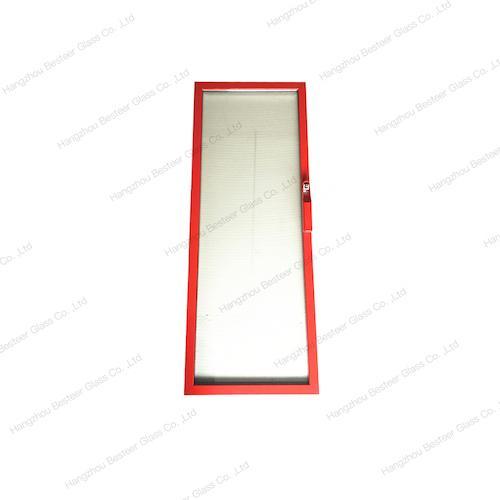 Single Display Cabinet Glass Door for Beverage 1