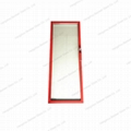 Single Display Cabinet Glass Door for