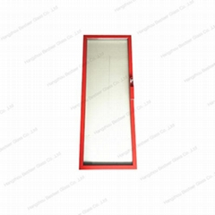 Single Display Cabinet Glass Door for Beverage