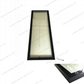2020 New Aluminium Profile Glass Door