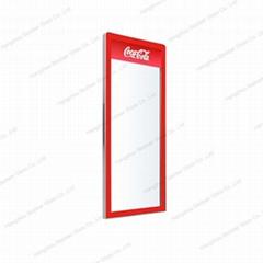 Used Vertical Commercial Freezer Glass Doors