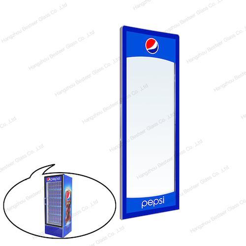 Single Upright Glass Door for Vertical cooler 1