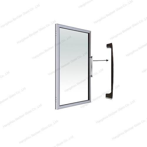 Mini Fridge Heating Tempered Glass Door For Wine Refrigerator 1