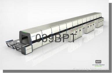 鋰電池真空在線乾燥系統 1