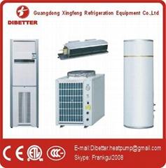 multi-function heat pump