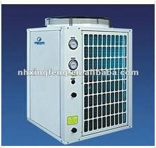 air/water cooled water chillers