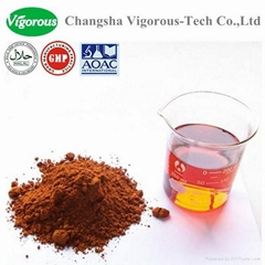 instant tea extract powder/instant black tea extract powder