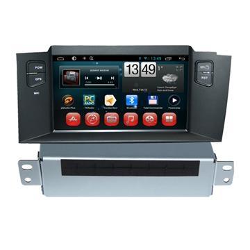 In Dash 2 Din Car Info CITOEN C4L DVD GPS Navigation Wifi 3G Bluetooth iPod  2