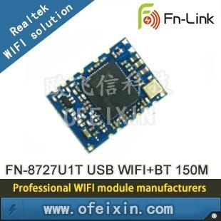 WIFI+Bluetooth Module USB 2.4G 150M RTL8723AS 1