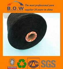 regenerated recycle cotton yarn for gloves scoks
