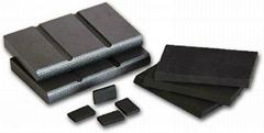 35mm X 28mm X 3mm Graphite Sheet/FUEL PUMP CARBON GRAPHITE VANE(