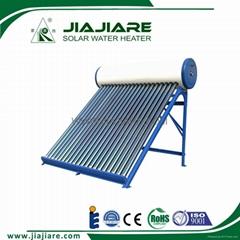 Jiajiare 2016 low pressurized solar water heater  200L