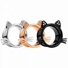Steel Ear Plug Gauges Earring Piercing Expander Glass Stretcher Body Jewelry Fak