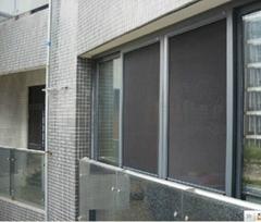 湖南地区生产防盗纱窗网