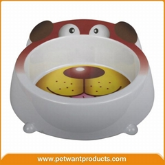 MB-A1009 melamine pet bowl
