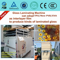 Excellent quality glass processing machinery with competitive price