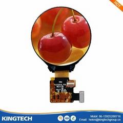 1.5inch round display/smart watch display Manufacturer