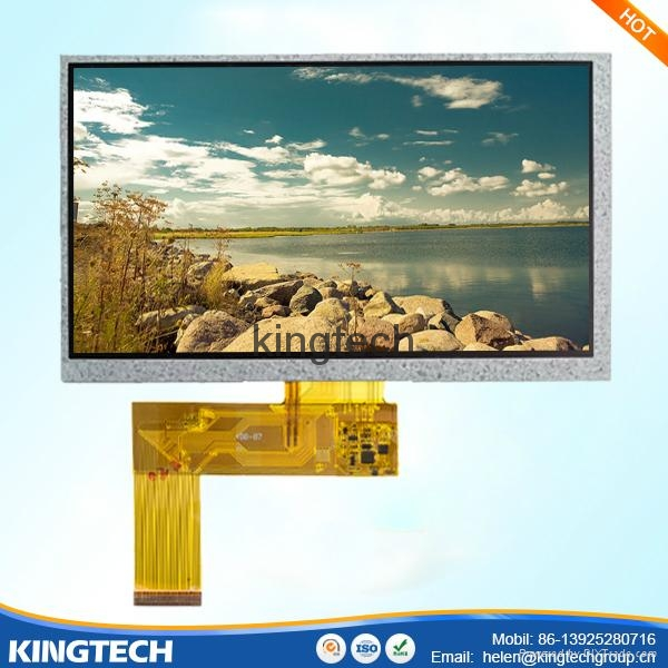 """7"""" resistive touch panel 1"""