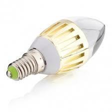 2014 new style 4W LED candle light bulb