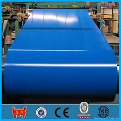 prepainted in galvanized steel coil PPGI coil