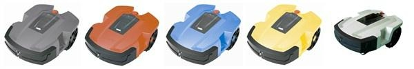 Denna L600 robot lawn mower automatic lawnmower with lithium battery 3