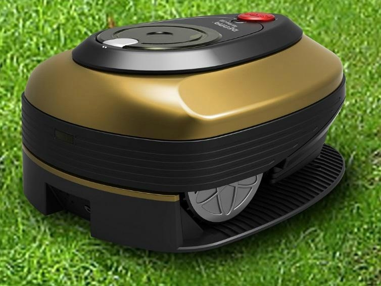 Denna L1000 automatic lawn robotic mower with lithium battery 1