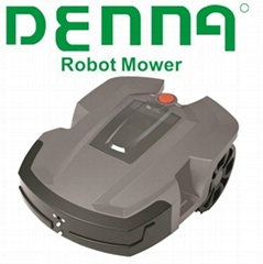 Denna L600 robotic mower automatic charging and mowing with lithium battery