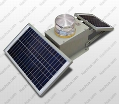 LT505 Solar Powered Aviation Obstruction Light