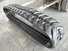 excavator rubber tracks