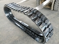 Rubber track 300*109W*41for ECOMAT